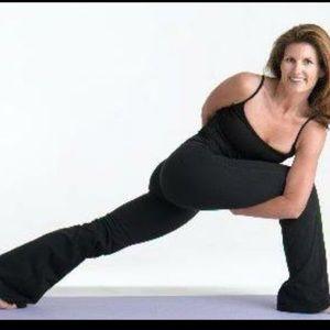 Boot leg yoga pants